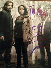 Sleepy hollow signed autographed 8x10 photo x3 Tom Mison Nicole Baharie Orlando