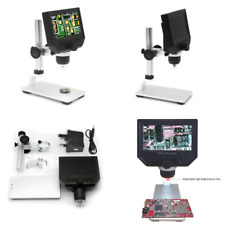 "KKmoon 600X 4.3"" 3.6MP Microscopio Digital LCD Display LED de Video electrónico Magni"