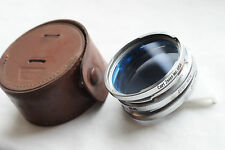 LOT OF Carl Zeiss B56 No.85 Filter and 80C 56 Made In Germany and USA