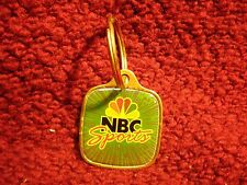 NBC Sports Key Ring circa 1990s