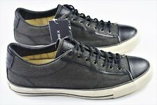 Converse X John Varvatos CTAS Mens Size 6 Vintage Shoes Slip Black 150179C