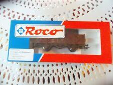 roco  boite neuve wagon 46039