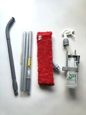 Unger Smart Color Micro Mop And Spray Belt Bottle