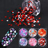 0.2mm Holographic Nail Glitter Sequins Powder Dust Nail Art Flakes Born Pretty