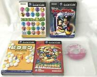 ANIMAL CROSSING MICKEY MOUSE PIKMIN PAPER MARIO RPG WARIO NINTENDO GAMECUBE