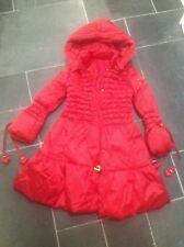 ❤️❤️Monnalisa Chic STUNNING girls Winter coat age 9yrs❤️❤️