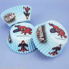 Spiderman Cupcake Cases, Pack of 50