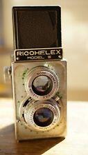 RicohFlex Model III vintage TLR camera tested all good