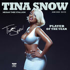 "Megan Thee Stallion ""Tina Snow"" Music Album Art Canvas Poster HD Print"