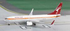 Aeroclassics ACVHXZP Qantas Boeing 737-800 Retro VH-XZP Diecast 1/400 Jet Model