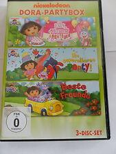Nickelodeon - Dora-Partybox (Gr. Geburtstag Abenteuer+Superalberne Party+Beste F