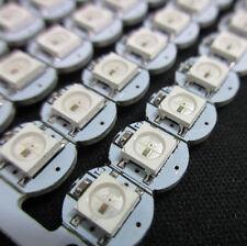 100PCS WS2812B 10*3  Mini Board With Heatsink 5050 Individually Addressable 5V