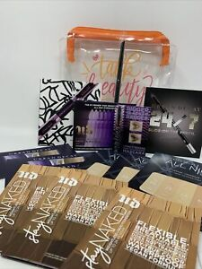 15 X Urban Decay Sample UD 24/7 Mascara Naked Foundation Brow Primer Perversion