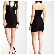 SKY Brand Black Halter Bandage Dress-NWT-$282.00-M