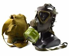 BW German army military gas mask M65Z. BW gas mask set drager + filter + bag