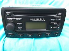 Mk6 TRANSIT UPGRADE Radio CD Player 6000 RDS 01 To 05 With Code And Warranty