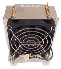 HP Performance CPU Heatsink and Fan Assy New 453581-001 xw4550 xw4600 S775