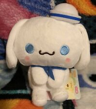 Sanrio Cinnamoroll Plush Sailor Keychain