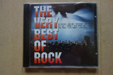 The very best of Rock u.a. mit Loverboy, Warrant, Kansas, ... - CD - NEU und OVP