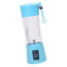 Outdoor Reise Personal USB Mixer Saft Tasse Blau Portable Entsafter Mixer