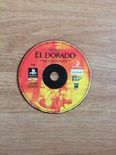 Oro y la gloria: The Road to El Dorado para PS1 * disco solamente *