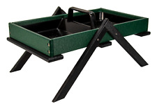 Jcs Wildlife Large Green Tray Ground Bird Feeder