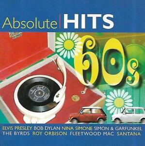 Absolute 60s Hits - Various Artists (2007 CD Album)
