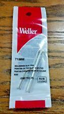 Weller Soldering Gun Tips Part Number 7135w 2 Two