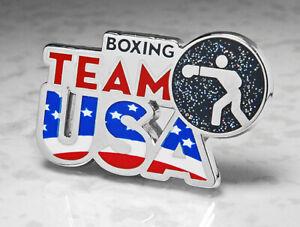 OLYMPIC Pin Pins BADGE 2020 Tokyo 2021 TEAM USA BOXING USOC