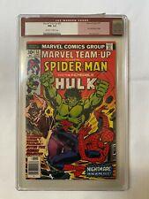 Marvel Team-Up 53, CGC 9.2, First John Byrne X-Men, No Reserve