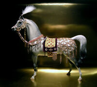 Peter Stone horse harness