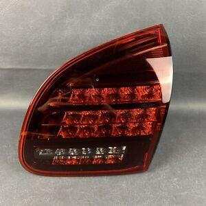 2011-2014 Porsche Cayenne RH Rear Right Passenger LED Tail Light Lamp Tinted OEM