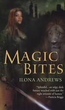 Kate Daniels: Magic Bites 1 by Ilona Andrews (2007, Paperback)