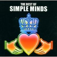 "SIMPLE MINDS ""BEST OF"" 2 CD NEU"