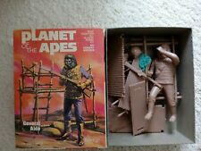 Vintage Planet Of The Apes GENERAL ALDO Model kit - 1973 Addar - Great Condition
