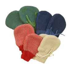 DISANA Anti Scratch Mittens 100% MERINO WOOL newborn baby gloves knitted organic