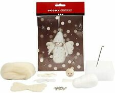 Make Your Own Hanging Angel Fairy Christmas Tree Decoration Creative Kit 77408
