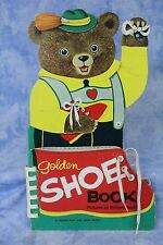 Chickaree Union Church Vintage Golden Book, play and learn The Shoe Book