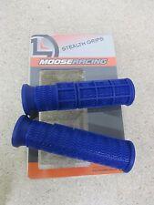 MOOSE BLUE ATV GRIPS HONDA TRX250EX TRX300EX TRX400EX 400EX TRX450R TRX 400 450