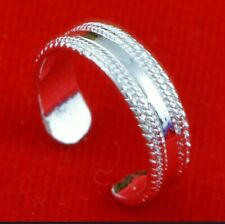 Ring Silver Toe
