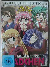 Eine Handvoll Mädchen - Schöne Girls an der Schule & ein Geheimnis, Erotik Manga