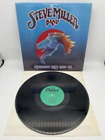 Steve Miller Band Greatest Hits, vinyl, 1978 Capitol, NM