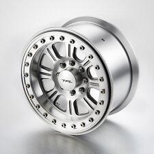 TFL 3.8 Inch Beadlock  Wheels 8-Spoked 2 pcs W/O Tire For RC Crawler C1501-04SSG