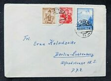1958 Vienna Austria Cover to Berlin Germany