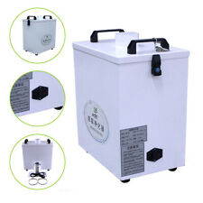 Used Pure Air Fume Extractor Smoke Purifier For Cnc Laser Cutting Machine 80w