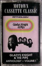 Gladys Knight & the Pips: Anthology I & II (Cassette, c. 1973, Motown) NEW