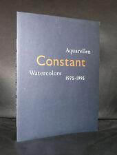 Constant# AQUARELLEN WATERCOLORS 1975-1995#mint,1995