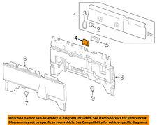 GM OEM Interior-Seat Belt Cover 23174260