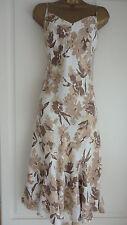 Per Una Women's Regular Size Linen Dresses Midi