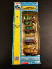 PERCY AND THE CHOCOLATE CAKE CARS Take Along Thomas  Learning Curve New Unopened